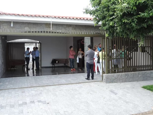 Casa fica localizada no Residencial Universitário (Foto: Wellington Roberto/G1)