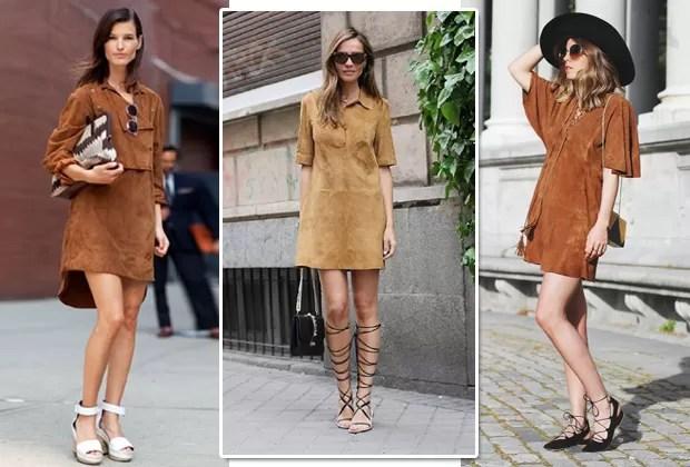 Os vestidos são práticos e superestilosos (Foto: Reprodução Instagram/Imaxtree)