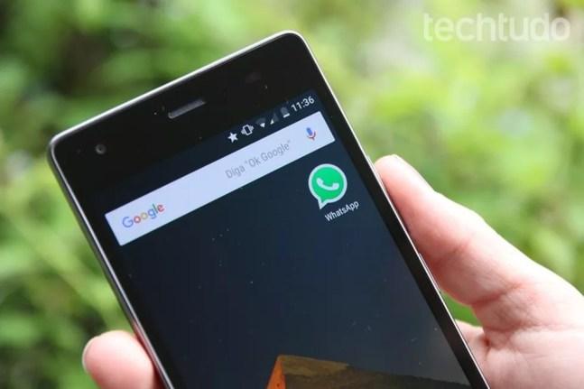 Envio de conteúdo plagiado viola os termos de uso do WhatsApp — Foto: Anna Kellen Bull/TechTudo