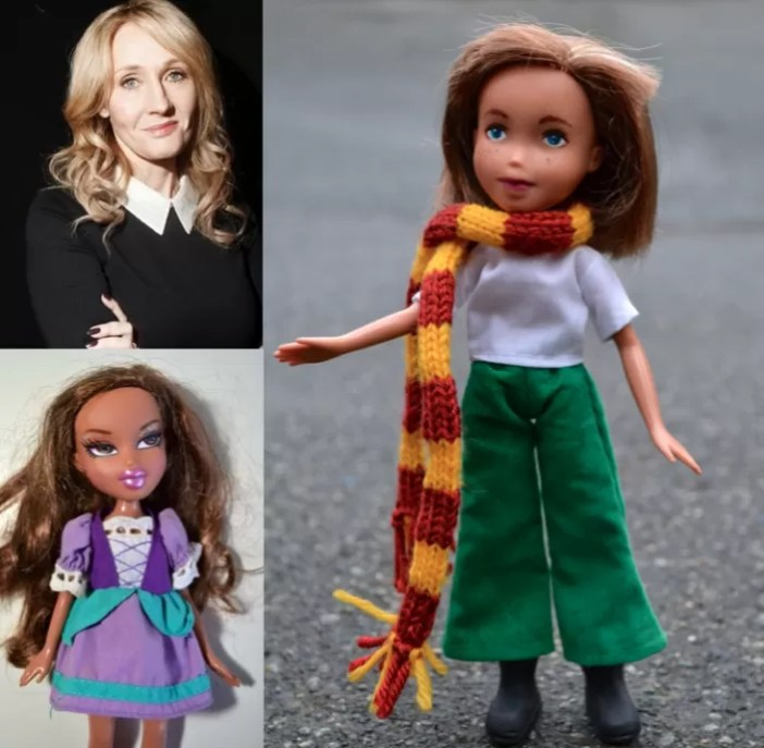 J.K. Rowling, autora de Harry Potter (FOTO: REPRODUÇÃO/WENDY TSAO)