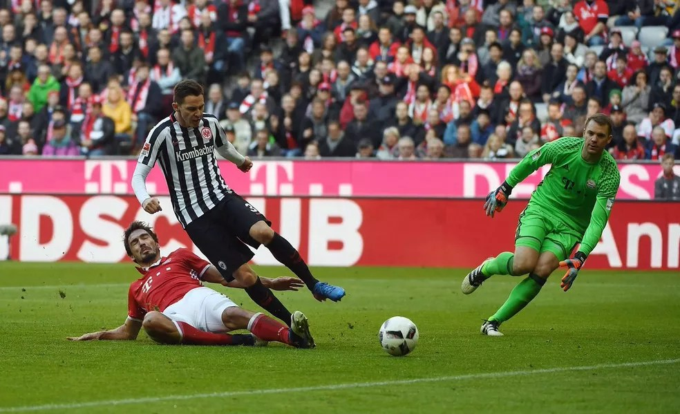Hummels preocupa o Bayern (Foto: Divulgação / Twitter)