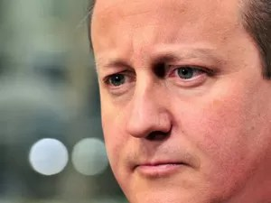 Cameron quer mudar imagem do partido (Foto: AFP/BBC)