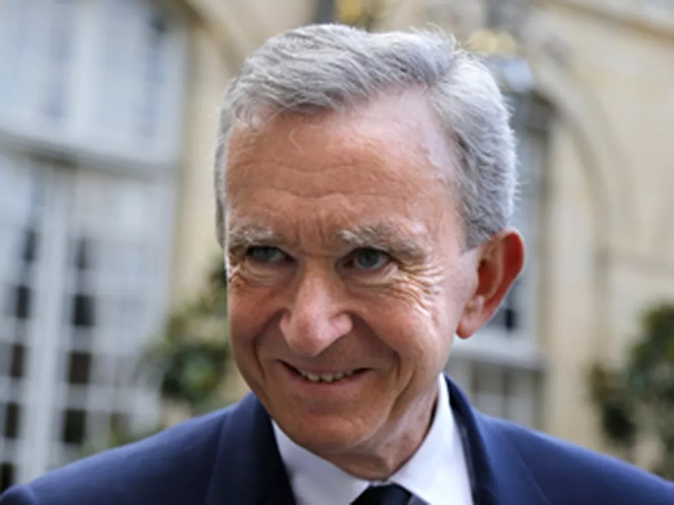 Bernard Arnault  — Foto: AFP