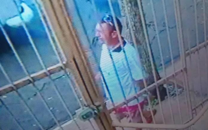 Câmera de segurança flagra suspeito de atirar em Brener Alves em Ribeirão Preto — Foto: Polícia Civil/Divulgação