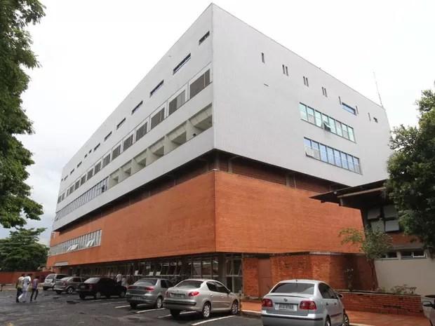 HC-UFU Uberlândia (Foto: Divulgação/HC-UFU)