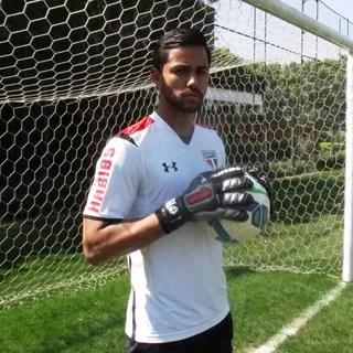 Renan Ribeiro São Paulo (Foto: Marcelo Hazan)