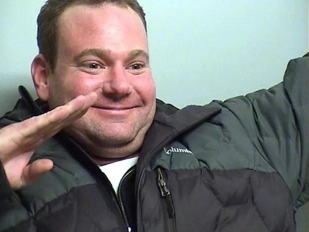 Jeffery Michael Garlood foi preso ao portar uma arma bêbado (Foto: Divulgação)