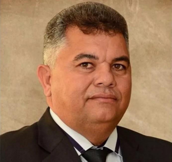 Prefeito de Santa Terezinha, Geovane Martins morre vítima da Covid-19 — Foto: Prefeitura de Santa Terezinha/Divulgação