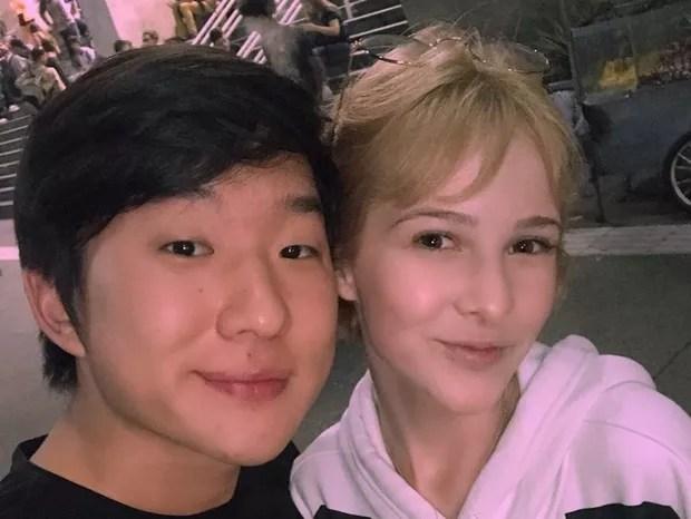 Sammy Lee anuncia separação de Pyong Lee após traição - Quem   QUEM News