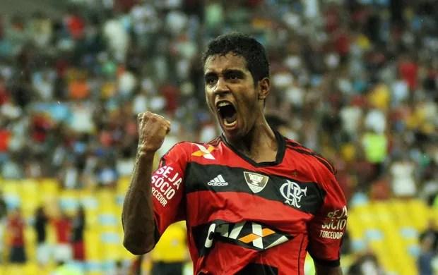 Gabriel Vasco x Flamengo (Foto: André Durão)