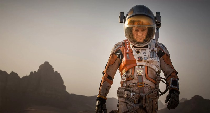 Filme dirigido por Ridley Scott contou com a consultoria de profissionais da NASA (FOTO: DIVULGAÇÃO)