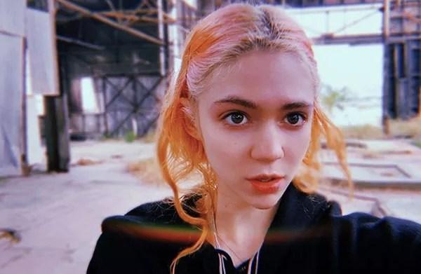 A cantora Grimes (Foto: Instagram)