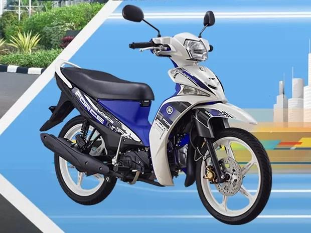 Yamaha Force (Foto: Divulgação)