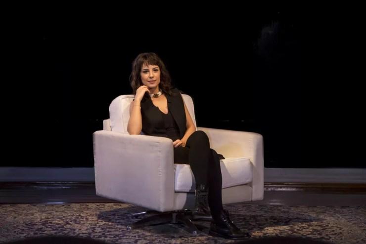 Andreia Horta fala sobre a importância da atuação em sua vida (Foto: Artur Meninea/Gshow)