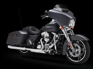 Harley-Davidson faz recall nos EUA (Foto: Divulgação)