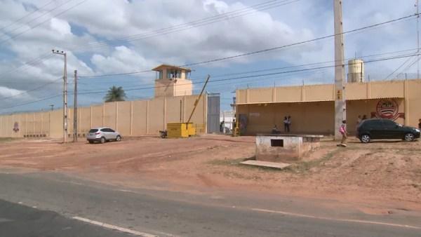 Caso de Canibalismo na Penitenciária de Pedrinhas ocorreu em dezembro de 2013 — Foto: Reprodução/TV Mirante