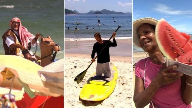 Globo Repórter apresenta novas oportunidades para quem quer trabalhar neste verão