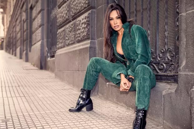 Fernanda D'Ávila (Foto: Rogério Tonello / MF Models Assessoria )