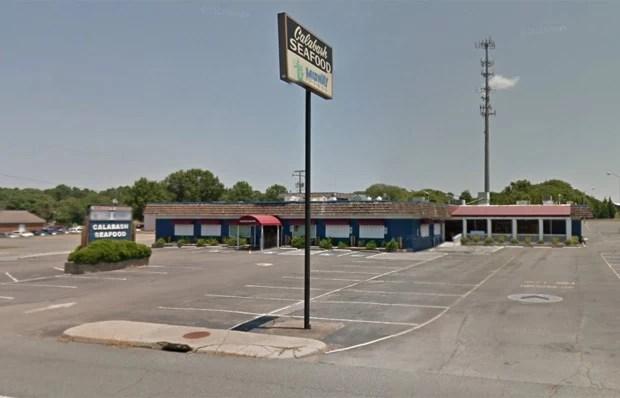 Restaurante de frutos do mar causou polêmica ao instalar câmera de segurança em banheiro (Foto: Reprodução/Google Street View)