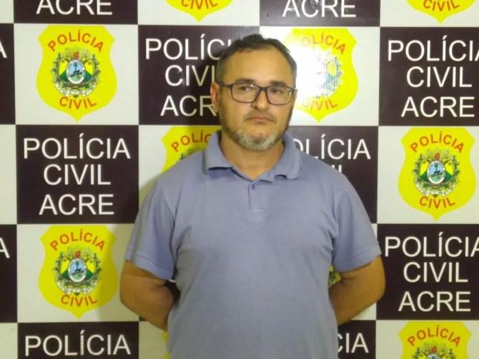 Cícero Portela pegou o carregamento de droga em Rondônia — Foto: Alcinete Gadelha/G1