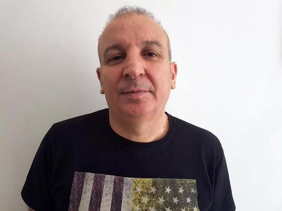 Mafioso Giuseppe Giorgi estava foragido há 23 anos (Foto: Carabinieri)