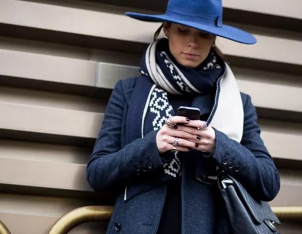 O estilo dos frequentadores da Pitti Uomo 2015 (Foto:   )