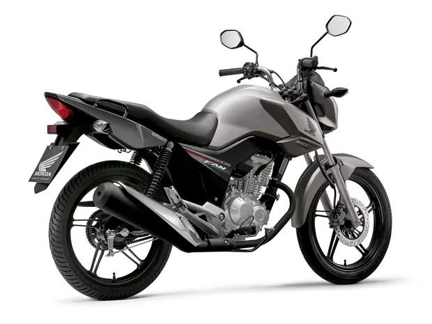 honda_cg_160_fan_2016_3_4traseira - Nova Honda CG 160 é lançada com preço a partir de R$ 7.990