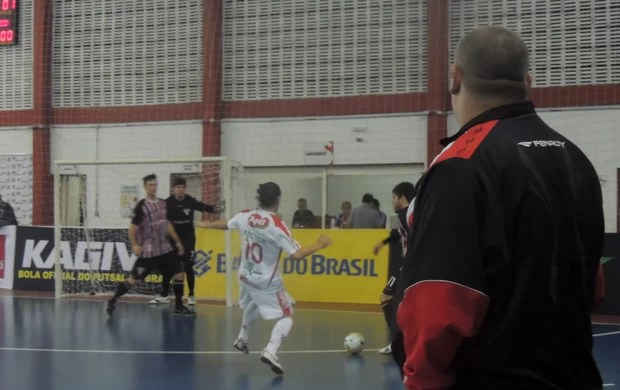 São Paulo x Erechim Liga Futsal (Foto: Rodrigo Mariano)