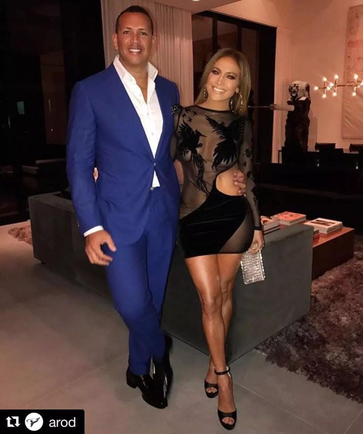 Jennifer Lopez (Foto: Reprodução Instagram)
