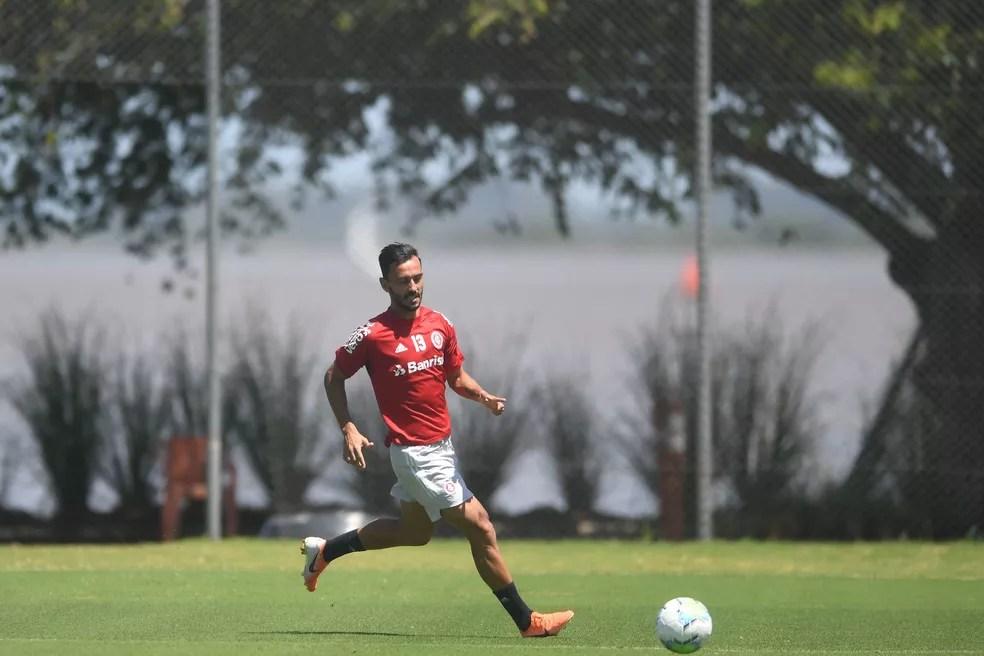 Uendel está de saída do Inter — Foto: Ricardo Duarte/Divulgação, Inter