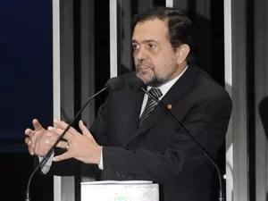 O senador Walter Pinheiro (PT-BA) (Foto: Waldemir Barreto / Agência Senado)