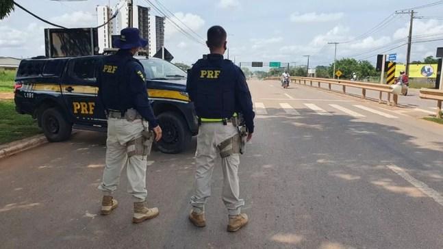 Operação da PRF fiscalizou as principais rodovias do Acre entre os dias 3 e 7 de setembro — Foto: Arquivo/PRF