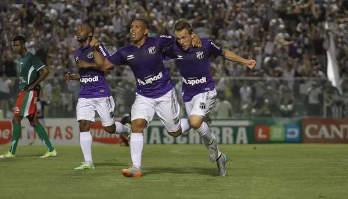 Ceará, Boa Esporte, Presidente Vargas  (Foto: Christian Alekson/cearasc.com )