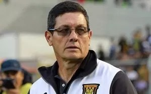 Mauricio Soria, ex-técnico do The Strongest (Foto: Reprodução / Twitter)