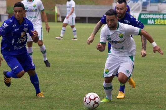 Confiança vence o Cuiabá na Arena Pantanal e continua invicto (Foto: Pedro Lima / Cuiabá EC)