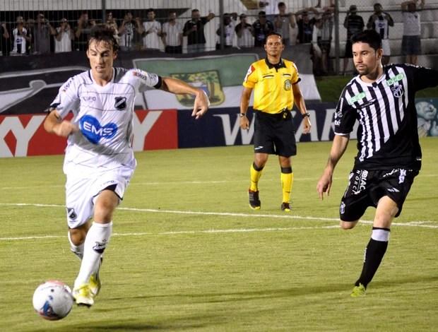 ABC x Ceará (Foto: Frankie Marcone)