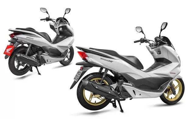 hondapcx2015_2016 - Honda PCX 2016 chega renovado e preço do scooter sobe para R$ 10.299