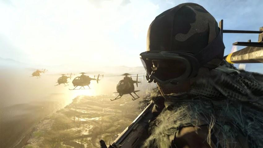 Call of Duty Warzone tem possibilidade de crossplay entre PC, PS4 e Xbox One — Foto: Divulgação/Activision