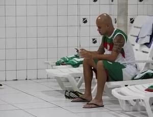 Ruy Cabeção, do Alecrim (Foto: Gabriel Peres/Divulgação)