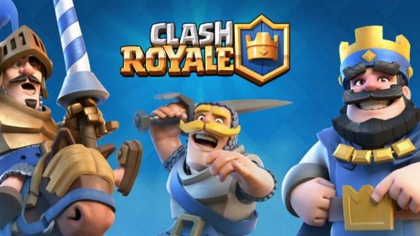 Crash Royale é o melhor jogo da categoria 'competitivos' (Foto: Divulgação / Supercell)