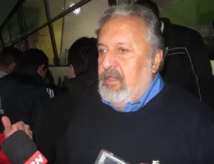 Luis Alvaro Ribeiro, Santos (Foto: Marcelo Hazan / Globoesporte.com)