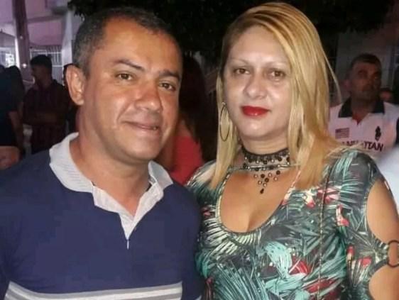 Homem matou a mulher e, em seguida, cometeu suicídio em Águas Belas — Foto: Reprodução/WhatsApp/TV Asa Branca