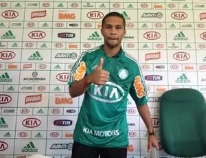 Serginho Palmeiras (Foto: Marcelo Prado)