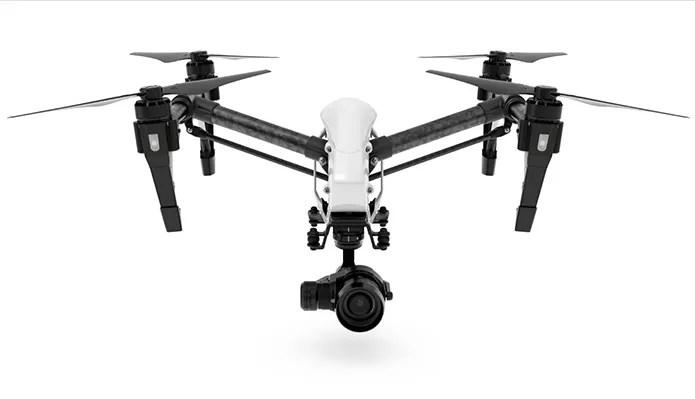Inpire 1 RAW é um dos drones mais interessantes da atualidade e que pode ser encontrado no Brasil (Foto: Divulgação/DJI)