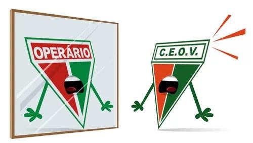 CLUBES ITINERANTES OPERÁRIO - CEOV (Foto: infoesporte / Cláudio Roberto)