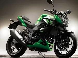 kawasaki-z300 - Veja 40 motos esperadas para o Brasil em 2015