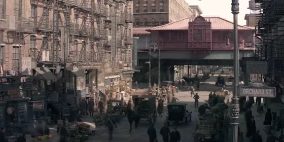 O novo filme se passa em Nova York, nos anos 1920 (Foto: Youtube)