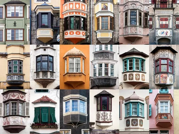 Windows around the world (Foto: André Vicente Gonçalves / divu)