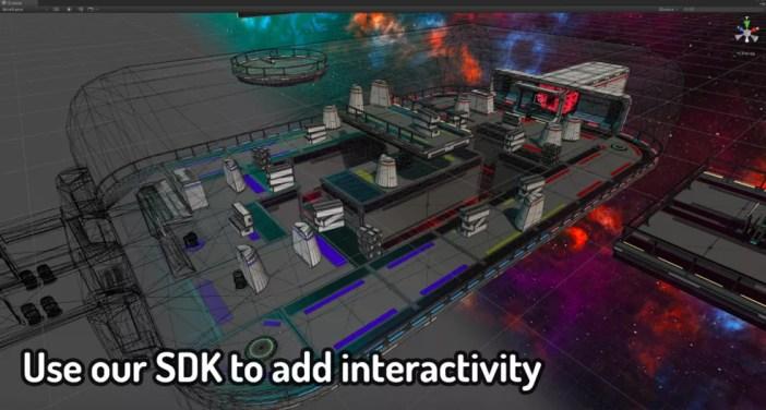 Jogo permite criar ambientes próprios e avatares (Foto: Divulgação/VRChat Inc)