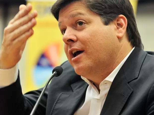 Deputado estadual Baleia Rossi (Foto: Assembleia Legislativa/reprodução)